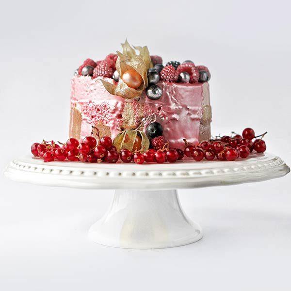 PINKBERRIES CAKE